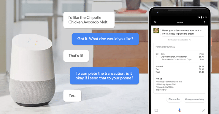 Google Assistant for Business - Coming Soon